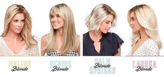Calfornia Blondes by Jon Renau