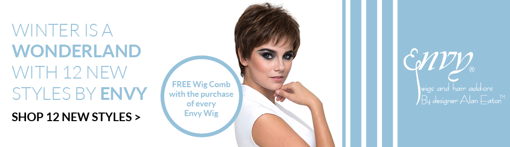 NEW Envy Wigs