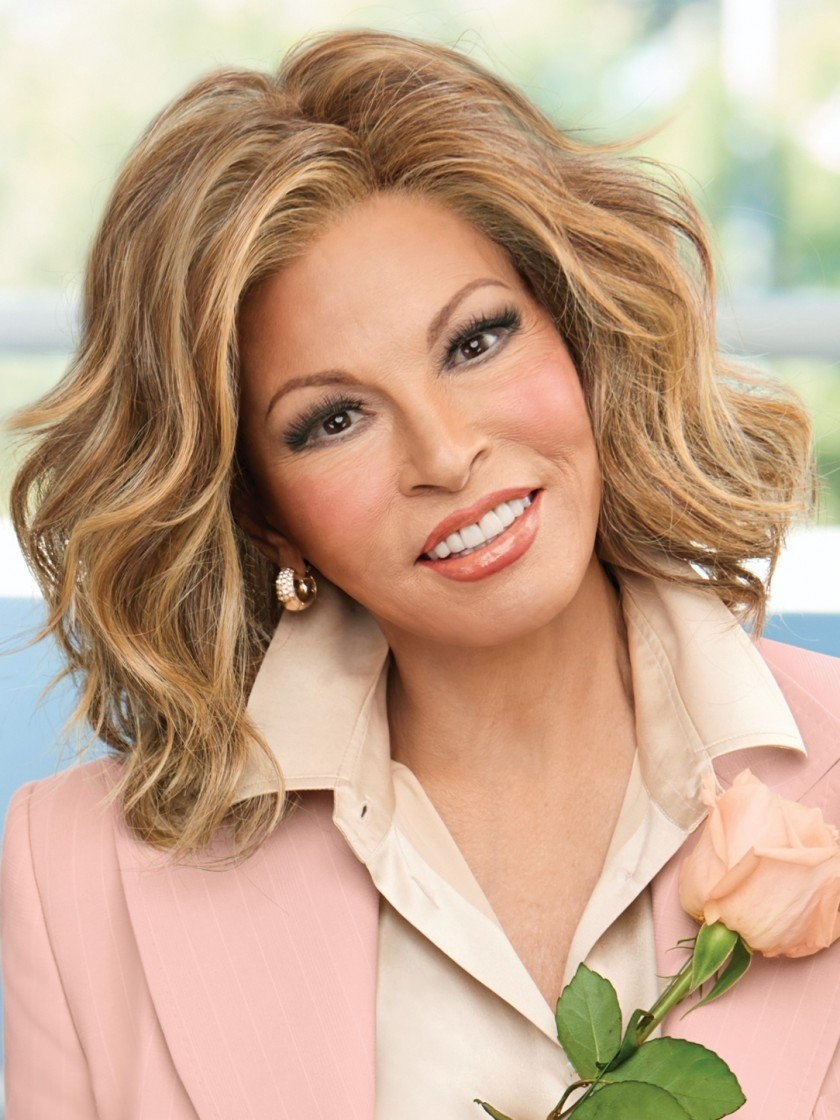 Editor's Pick_front,Sheer Indulgence,Raquel Welch Wigs (color shown is RL29/25)