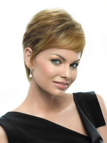 Feather Cut Wig_right,Hairdo Collection,HairUWear,(color shown is R29S+)