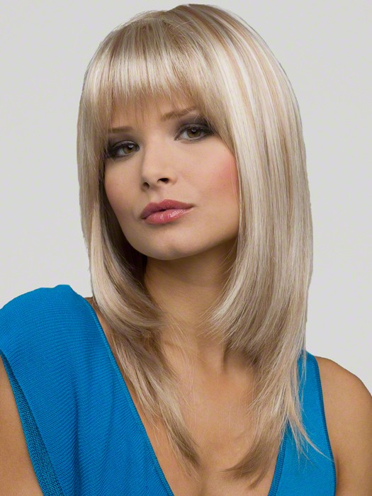 Madison_front,mono top,Envy wigs(color shown is light blonde)