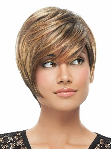 Angled Cut Wig_front,Hairdo Collection,HairUWear,(color shown is R829S+)