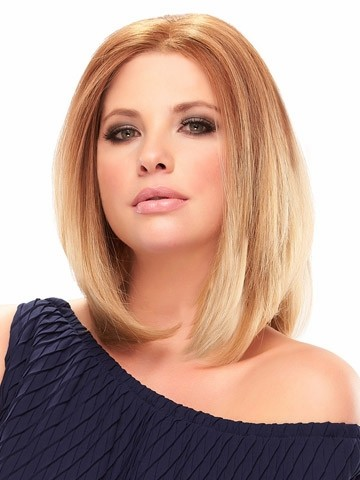 Carrie_front,Smartlace Human Hair,Jon Renau Exclusive Colors Wigs