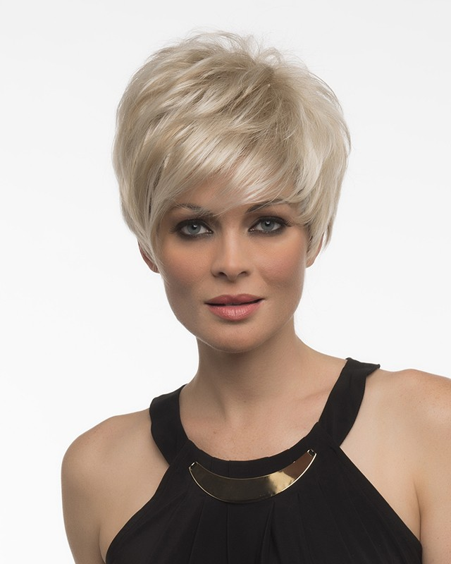 Shari (AVERAGE_front,Open Top,Envy Wigs (color shown is Light Blonde)