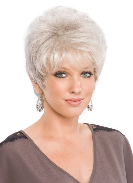 Petite Paula_front,petite wig collection,Tony of Beverly (color shown is Minx)