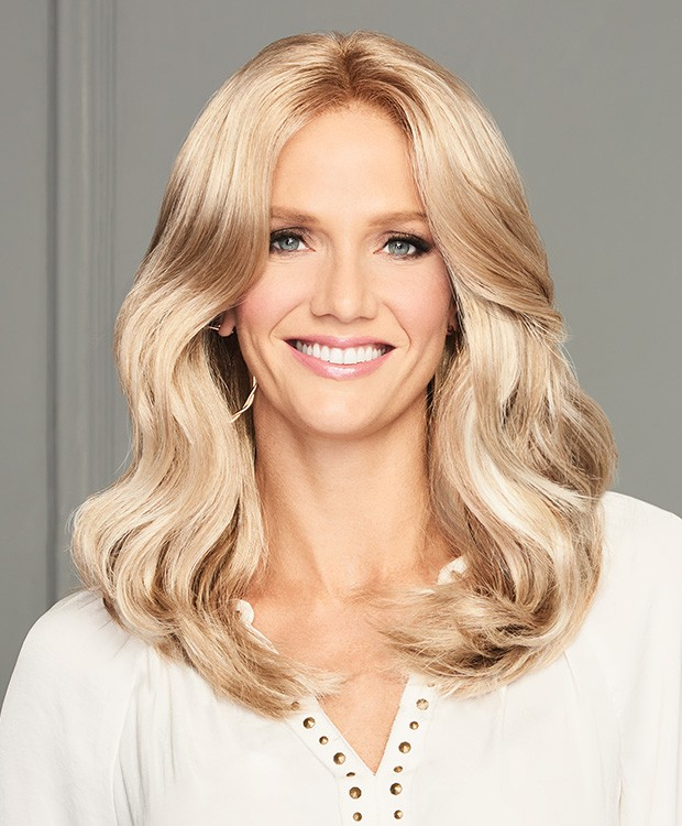 Center of Attention_Front, Luxury Collection by Eva Gabor Wigs, color shown is Gl14-22SS