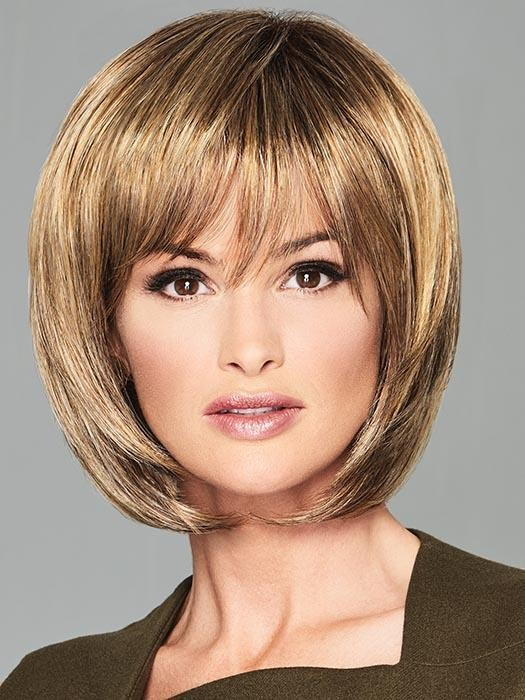 Chic Choice_Front, Gabor Wig Collection by Hairuwear, color shown is GL11-25SS