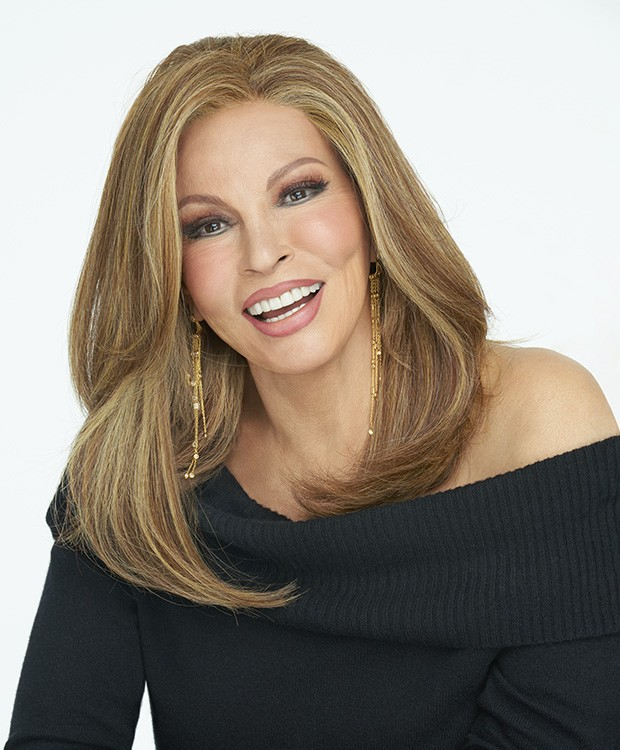 Nice Move_Front, Sheer Indulgence Collection by Raquel Welch, Color Shown is RL29/25 Golden Russet