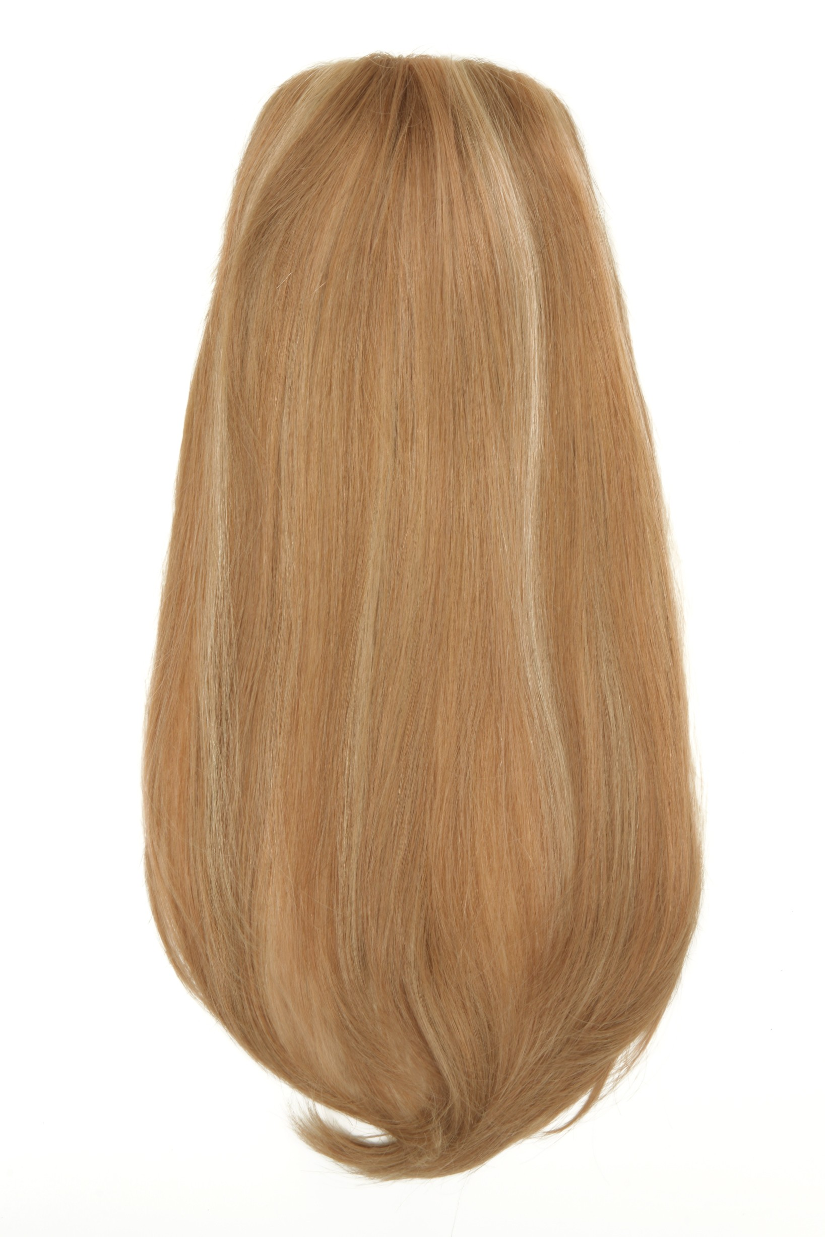 "TP3003_back,16"" Mono Top Human Hair Top Piece,Louis Ferre Wigs"