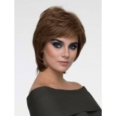 Coti_front, EnvyHair by Envy Wigs, color show is Medium Brown