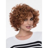 Kenya_front, Mono Crown, Envy wigs, color show is ligher red