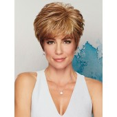 Strength_ frront, Gabor Essential Collection, Gabor Wigs, color shown is Light Red