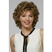 Kayla_front,Highlighted Collection,Henry Margu Wigs, Color shown is 12H