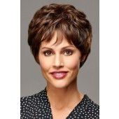 Trish_Front, Naturally Yours Professional Collection by Henry Margu Wigs, Color shown is 5H