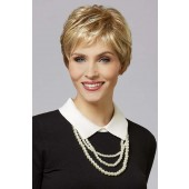 Becky_front,Naturally Yours Collection,Henry Margu Wigs, color shown 88H