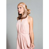 ROP Halo_left,Hi-Fashion Collection,ROP Wigs (color shown is Mochaccino)(scarf not included)