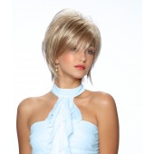 Alexa_front,Machine made,TressAllure Wigs (color shown is Misty Sunrise)