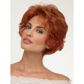 Bryn_front,Synthetic,Envy Wigs (color shown is Lighter Red)