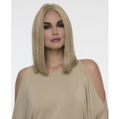 Chelsea _front - EnvyHair collection by Envy Wigs, color shown is medium blond