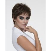 Destiny_front, Envy Hair collection, Envy Wigs, color shown is medium brown