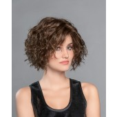 Movie Star_Right, Perucci Collection by Ellen Wille, Color shown is Chocolate-Rooted