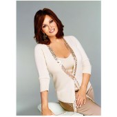 Beguile_Front,Raquel Welch Human Hair Sheer Indulgence,Raquel Welch,Color shown is R829S