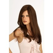 Diamond_front,Human Hair Precious Gem Collection,Louis Ferre,Color shown is Burgundy Rosa