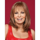 Top Billing_front,Sheer Indulgence Hair Additions,Raquel Welch Wigs (color shown is RL30/27)