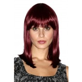 Star_front,Incognito Collection,Henry Margu Wigs (color shown is Burgundy Wine