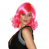 Luscious_front,Incognito Collection,Henry Margu Wigs (color shown is Hot Pink)
