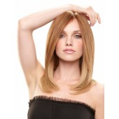 Jennifer_front,Smartlace Human Hair,Jon Renau Exclusive Colors Wigs