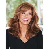 Curve Appeal_front,Sheer Indulgence Collection,Raquel Welch Wigs (color shown is RL30/27)