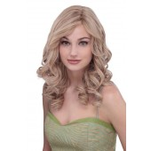 PLF006HM_front,Platinum Lace Front Collection,Louis Ferre Wigs (color shown is Spring Honey)