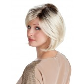 Tasha_partial front,ultimate fit collection,Tony of Beverly (color shown is Rooted Blonde)