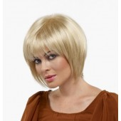 Francesca_front,open top collection,Envy wigs,Color shown is Light Blonde