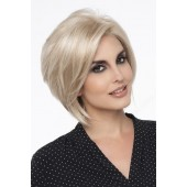 Juliet_Front, Mono Top Lace Front Collection, Envy Wigs, Color shown is Light Blond