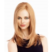 Majesty_front,Monosystem Hand-Tied,Louis Ferre Wigs (color shown is 27/22)