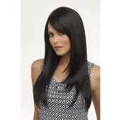 McKenzie_front,lace front,Envy Wigs (color shown is Black)