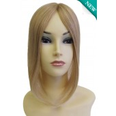 Mono Wiglet 12-HH_front,Hair Piece Collection,Estetica Wigs (color shown is R613/27)