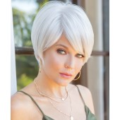 Nima_Front, Noriko Collection by Rene of Paris, color shown is Simply White
