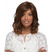 Petite Berlin_Front, Naturalle Collection by Estetica Designs Wigs, Color Shown is RTH6/28