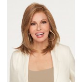 Pretty Please_Front, Sheer Indulgence Collection by Raquel Welch, Color shown is RL29/25 Golden Russet