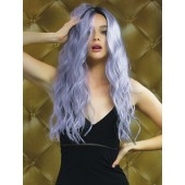 Lavish Wavez_Front, Muse Series Collection by Rene of Paris, Color shown is Lunar Haze