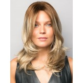 Jules_Front, Lace Front collection by Noriko, color shown is Creamy Toffee-LR