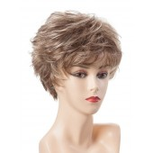 Roxy_front,Ultimate Fit Collection,Tony of Beverly Wigs (color shown is Sand Stone)