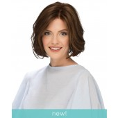 Save_Front, Front lace line Collection by Estetica Wigs, Color shown is R6/28F