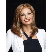 """Spotlight """"Elite""""_front,Sheer Indulgence Collection,Raquel Welch Wigs (color shown is RL31/29)"""