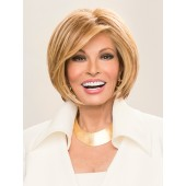 Straight Up with a Twist_front,Sheer Indulgence,Raquel Welch Wigs