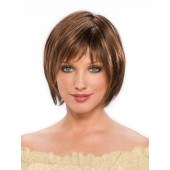 Tatum_front,100% hand-tied lace front mono top,Tony of Beverly Wigs (color shown is Cognac)