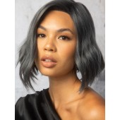 Chic Wavez_Front, Muse Series Collection by Rene of Paris, Color Shown is Midnight Stone